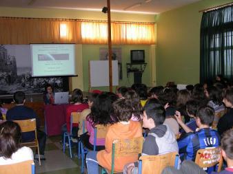 Ομιλία 2ο Γυμνάσιο Κυψ�λης 26.03.08