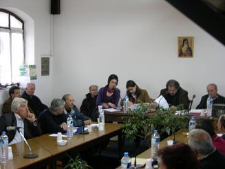 Δημοτικό Συμβούλιο Αίγινας 12.03.08