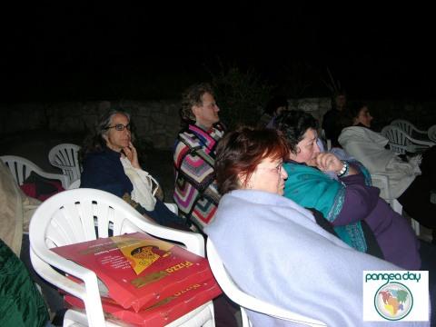 Pangea Day Oikia Karapanou Aegina